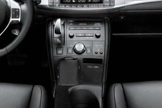 Lexus CT 200h - Foto 27 di 39