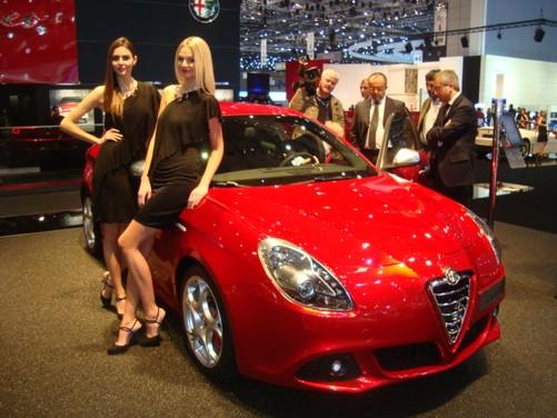 Alfa Romeo al Motor Show 2010