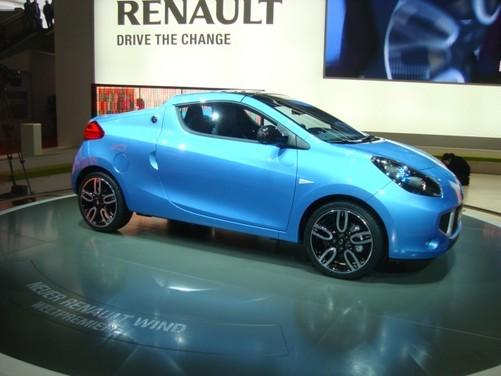 Renault Twingo CC Wind
