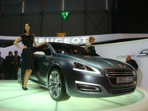 Peugeot Concept 5