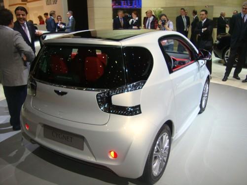 Aston Martin Cygnet V8 per il futuro? - Foto 18 di 18