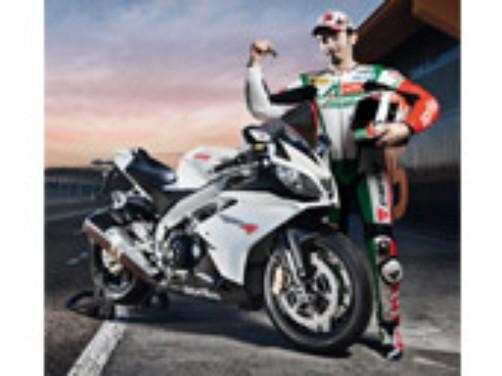 Aprilia RSV4, eletta sportiva dell'anno dagli appassionati di moto
