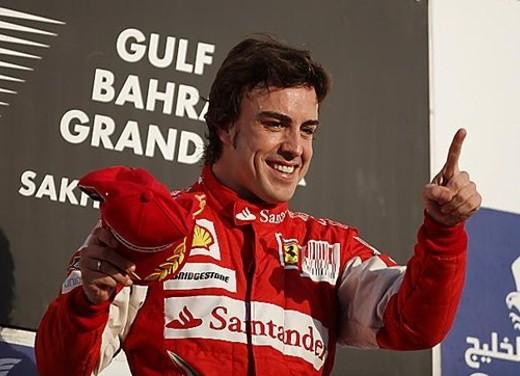 GP F1 Bahrain Doppietta Ferrari