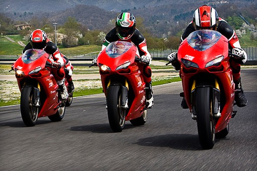 DRE – Ducati Riding Experience 2010