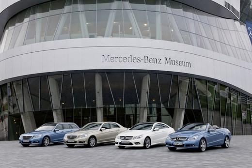 Mercedes Classe E Cabrio – Test Drive - Foto 4 di 63