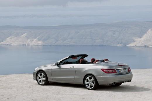 Mercedes Classe E Cabrio – Test Drive - Foto 9 di 63