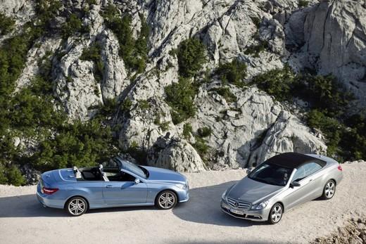 Mercedes Classe E Cabrio – Test Drive - Foto 19 di 63