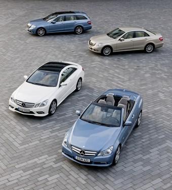 Mercedes Classe E Cabrio – Test Drive - Foto 20 di 63