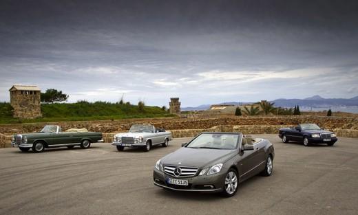 Mercedes Classe E Cabrio – Test Drive - Foto 22 di 63
