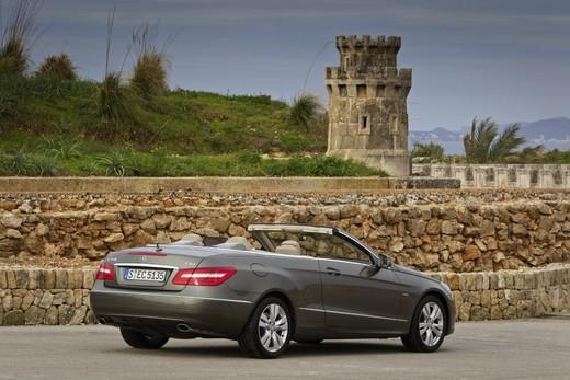Mercedes Classe E Cabrio – Test Drive - Foto 2 di 63