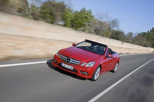 Mercedes Classe E Cabrio – Test Drive - Foto 1 di 63