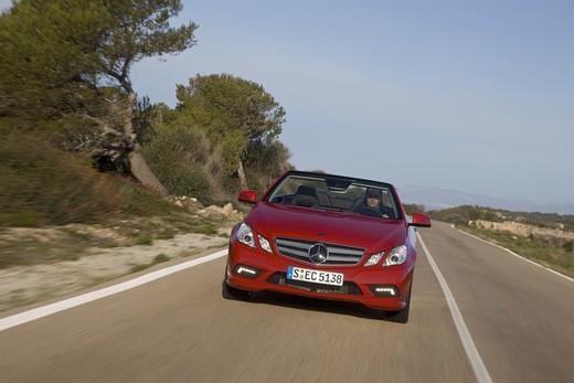 Mercedes Classe E Cabrio – Test Drive - Foto 31 di 63