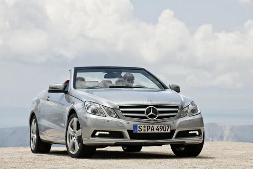 Mercedes Classe E Cabrio – Test Drive - Foto 35 di 63