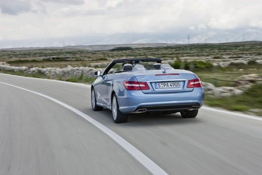 Mercedes Classe E Cabrio – Test Drive - Foto 37 di 63