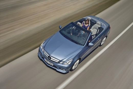 Mercedes Classe E Cabrio – Test Drive - Foto 40 di 63