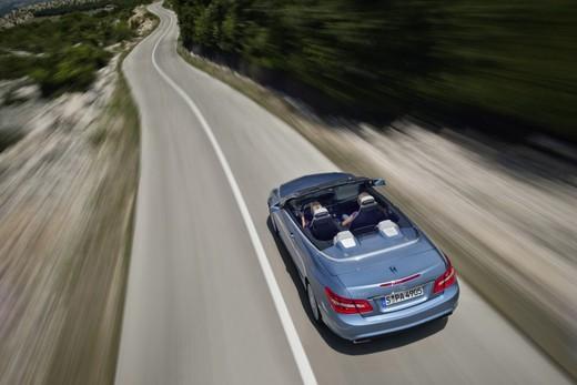 Mercedes Classe E Cabrio – Test Drive - Foto 41 di 63