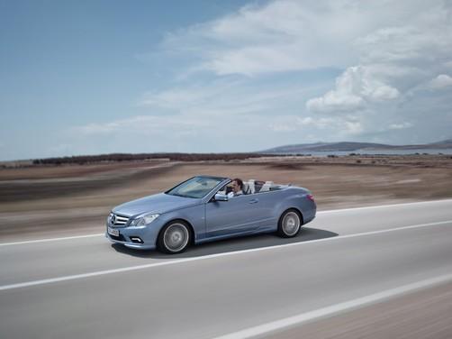 Mercedes Classe E Cabrio – Test Drive - Foto 42 di 63