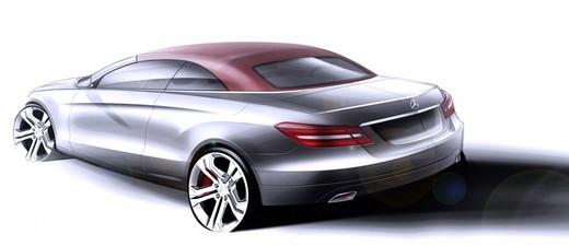 Mercedes Classe E Cabrio – Test Drive - Foto 45 di 63