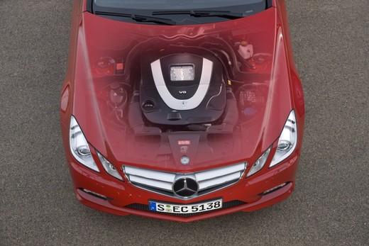 Mercedes Classe E Cabrio – Test Drive - Foto 54 di 63