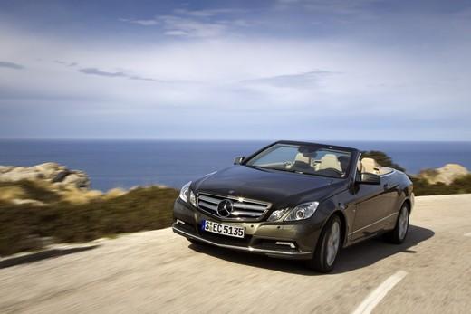 Mercedes Classe E Cabrio – Test Drive - Foto 56 di 63