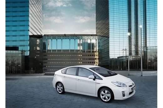 Prius e iQ in testa nella Eco Top Ten
