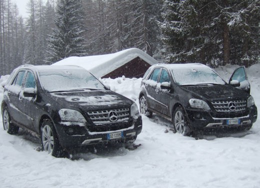 Mercedes ML Bluetec – Test Drive