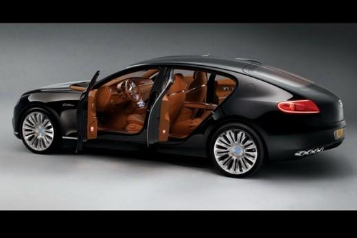 Bugatti 16C Galibier in arrivo nel 2014 - Foto 37 di 50