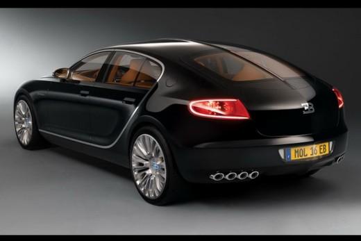 Bugatti 16C Galibier in arrivo nel 2014 - Foto 38 di 50