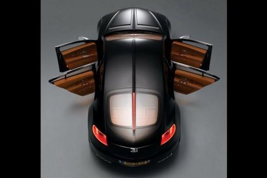 Bugatti 16C Galibier in arrivo nel 2014 - Foto 39 di 50