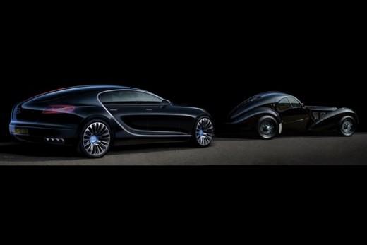 Bugatti 16C Galibier in arrivo nel 2014 - Foto 42 di 50