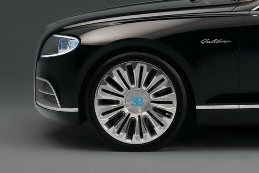 Bugatti 16C Galibier in arrivo nel 2014 - Foto 11 di 50