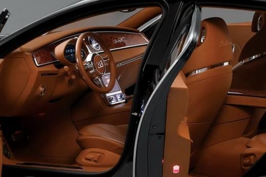 Bugatti 16C Galibier in arrivo nel 2014 - Foto 12 di 50