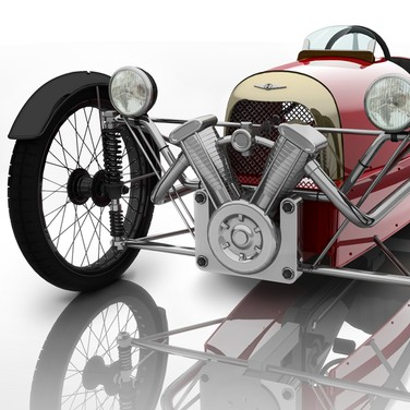 Morgan SuperSport Junior Pedal Car - Foto 1 di 9