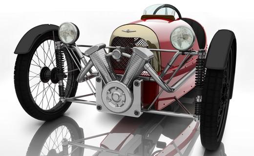 Morgan SuperSport Junior Pedal Car - Foto 2 di 9