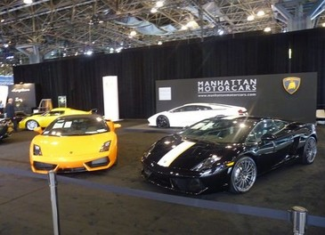 Salone di New York 2010 – Top Cars