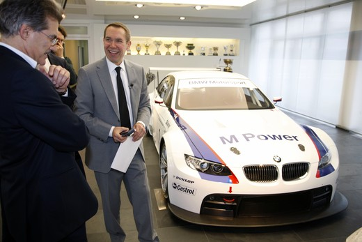 BMW M3 GT2 alla 24 Ore di Le Mans