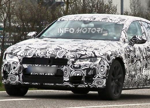 Audi A7 spy