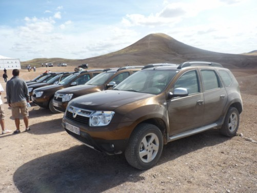 Dacia Duster - Test Drive