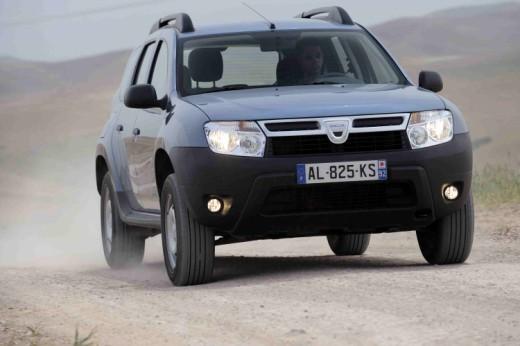 Dacia Duster GPL - Foto 96 di 110