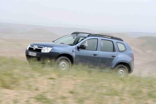 Dacia Duster GPL - Foto 106 di 110