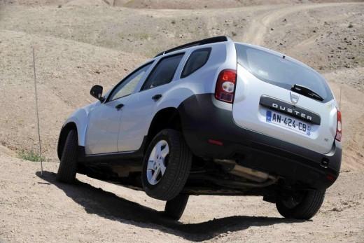 Dacia Duster GPL - Foto 108 di 110