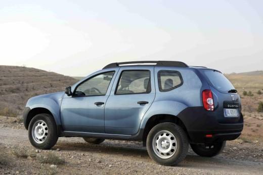 Dacia Duster GPL - Foto 42 di 110