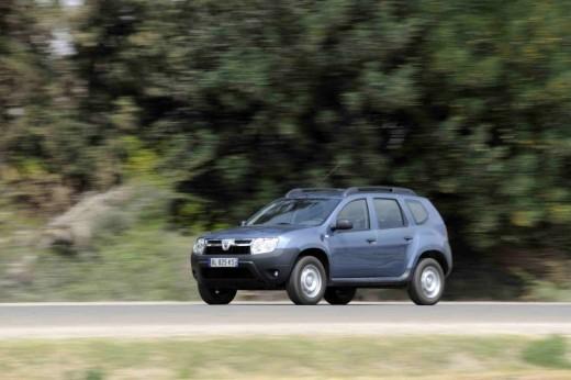 Dacia Duster GPL - Foto 62 di 110