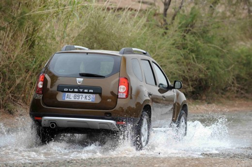 Dacia Duster GPL - Foto 82 di 110
