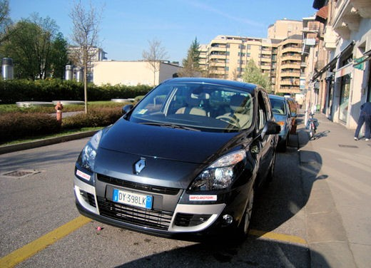 Nuova Renault Scenic Long Test Drive