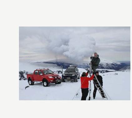 Toyota Hilux conquista il vulcano - Foto 8 di 8