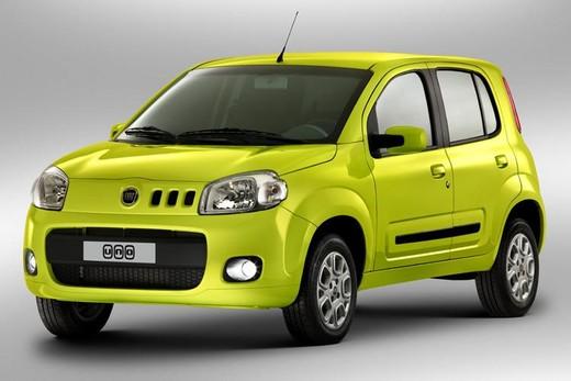 Fiat Uno debutta in Brasile - Foto 8 di 18