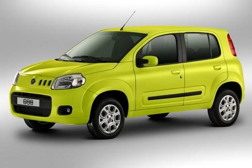 Fiat Uno debutta in Brasile - Foto 10 di 18