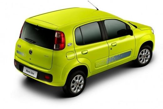 Fiat Uno debutta in Brasile - Foto 15 di 18