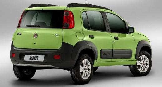 Fiat Uno debutta in Brasile - Foto 16 di 18